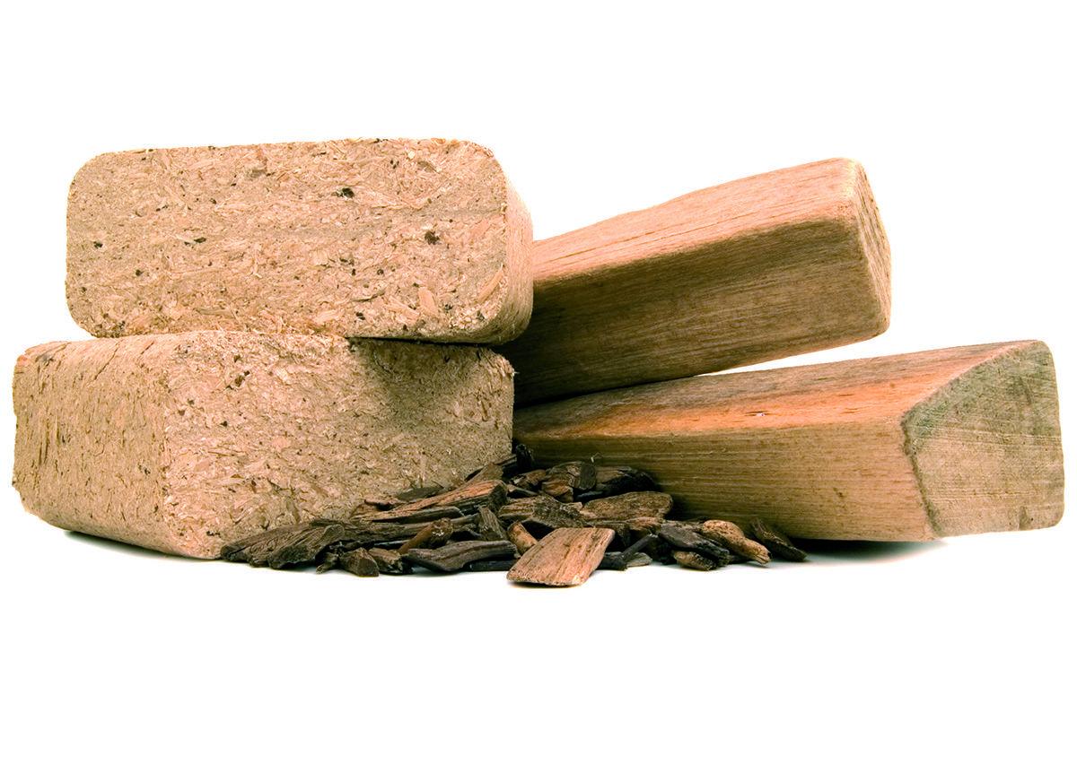 Holzbrennstoffe