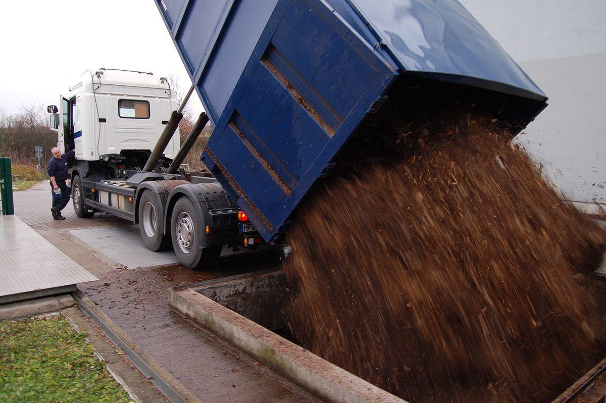 Brennstoffanlieferung